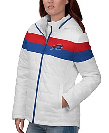 Women's Buffalo Bills Tie Breaker Polyfill Jacket