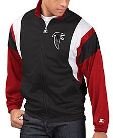 Men's Atlanta Falcons The Contender Track Jacket