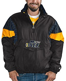 Men's Utah Jazz Breakaway Pullover Jacket