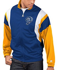 Men's Los Angeles Rams The Contender Track Jacket
