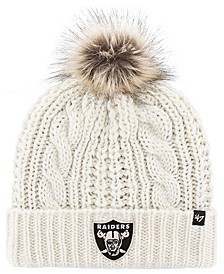 Women's Oakland Raiders Meeko Knit Hat