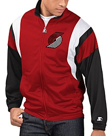 Men's Portland Trail Blazers The Contender Track Jacket