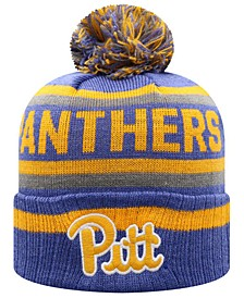 Pittsburgh Panthers Buddy Pom Knit Hat