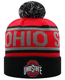 Ohio State Buckeyes THE Pom Knit Hat