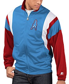 Men's Houston Oilers The Contender Track Jacket