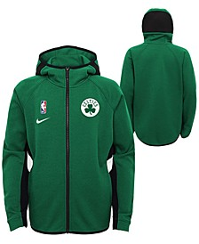 Big Boys Boston Celtics Showtime Hooded Jacket