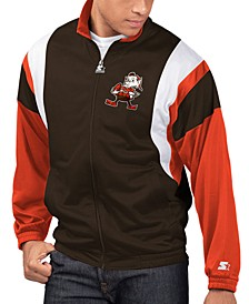 Men's Cleveland Browns The Contender Track Jacket