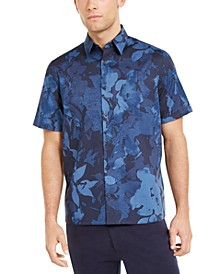 Men's Floral Traveler Shirt