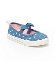 Toddler and Little Girl's Caroline2 Slip-On Mary Jane