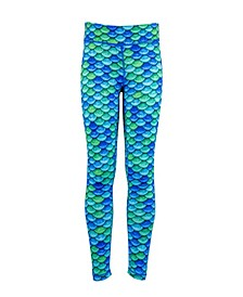 Aussie Mermaid Leggings