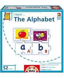 I Learn. the Alphabet