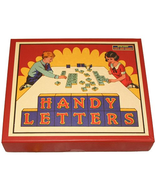 Perisphere & Trylon Handy Letters