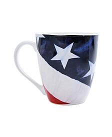 Vintage Flag Mug