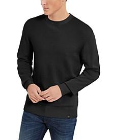 Men's Regular-Fit Crewneck Sweater