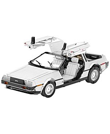 Metal Earth 3D Metal Model Kit - Delorean