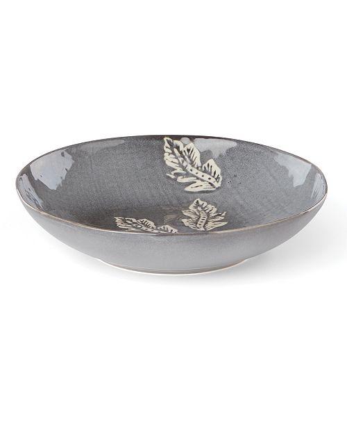 Lenox Textured Neutrals Low Serve Bowl