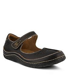Lazarina Mary Jane Shoes