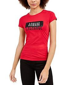 Shimmer Logo T-Shirt