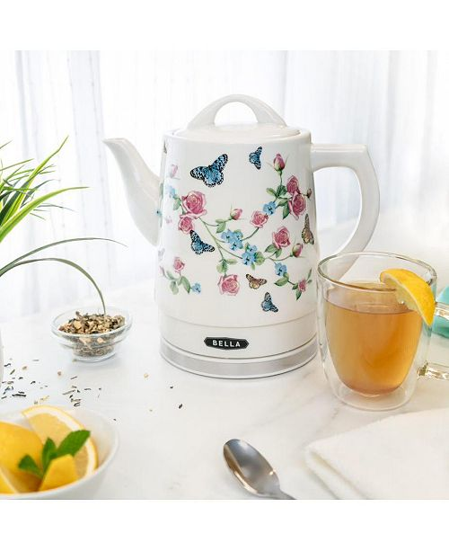 Bella 1.5-L Ceramic Electric Kettle