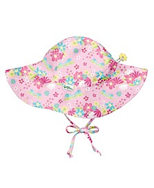 I Play By Toddler Boys and Girls Brim Sun Protection Hat