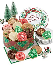 Holiday Traditional Gift Tin - 16ct