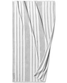 "Resort Cabana Cotton 40"" x 70"" Beach Towel, Created for Macy's"