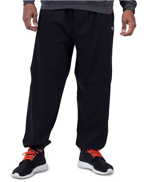 Champion Men's Big & Tall Fleece Pants