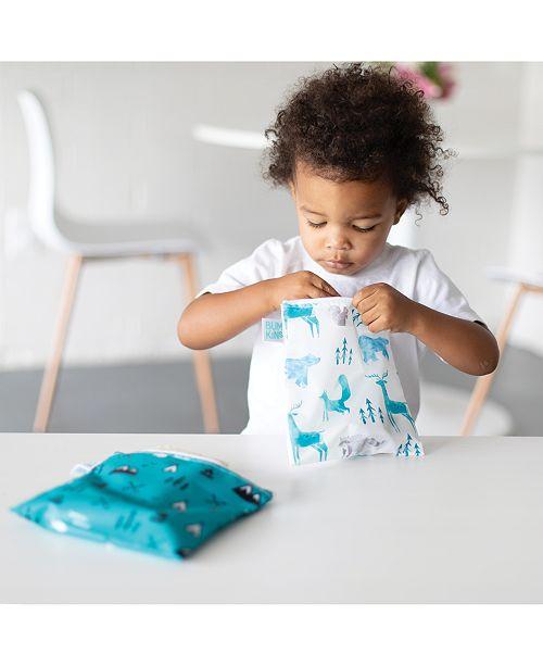 Bumkins Kids 2-Pk. Reusable Sandwich Bags