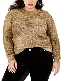 Trendy Plus Size Dehlia Sweater
