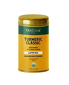 Organic Turmeric Classic, Superfood Latte Mix 40 Servings