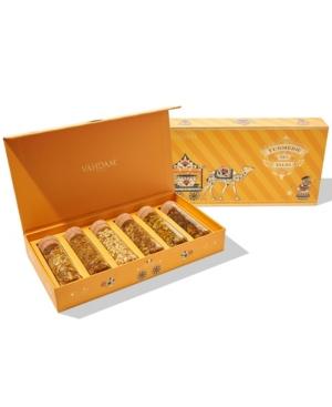 Vahdam Teas Turmeric Tea Tales, Superfoods Gift Set, 6 Wellness Teas