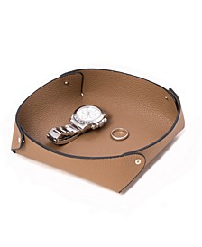 Catchall Valet Tray in Lay Flat Design
