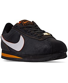 Men's Cortez Basic SE Day of the Dead Casual Sneakers from Finish Line