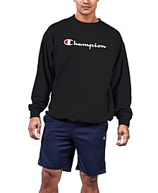 Men's Big & Tall Logo Powerblend Fleece Sweatshirt