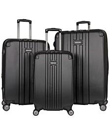 Reverb 3-Pc. Hardside Luggage Set