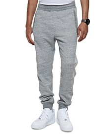 Men's Marled Track Pants