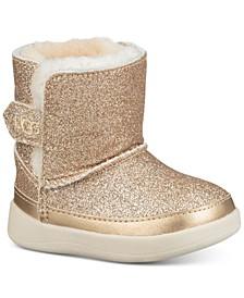Baby Girls Keelan Glitter Boots