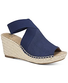 Gabbie Wedge Sandals