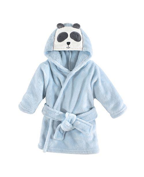 Hudson Baby Soft Plush Baby Bathrobe