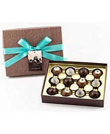 12 Piece Coffee Lovers Truffle Box
