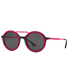 Sunglasses, EA4062 49