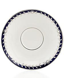 Dinnerware, Empire Indigo Saucer