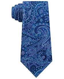 Men's Balanced Classic Paisley Silk Tie