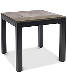 Stockholm Outdoor End Table, Created for Macy's