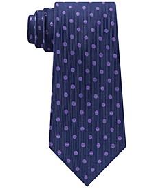 Men's Mont Classic Dot Stripe Tie