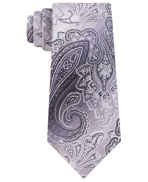 Van Heusen Men's Ferreira Classic Ombré Paisley Tie