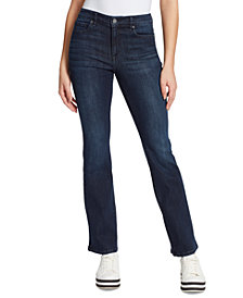WILLIAM RAST High-Rise Boot-Cut Jeans