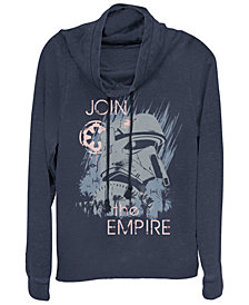 Fifth Sun Star Wars Rogue One Join The Empire Cowl Neck Sweater