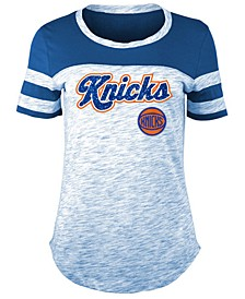 Women's New York Knicks Space Dye T-Shirt