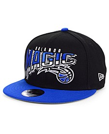 Big Boys Orlando Magic Whammy 2.0 9FIFTY Snapback Cap